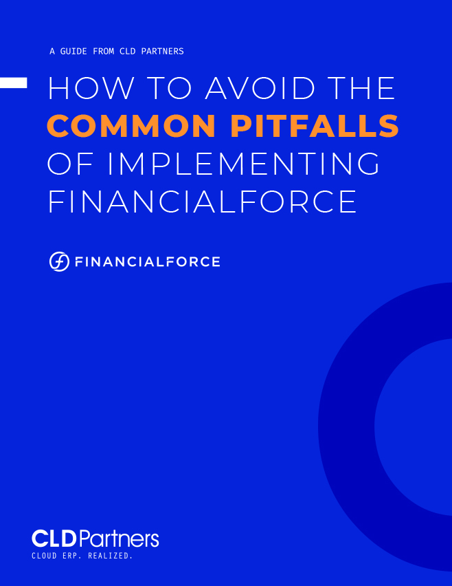 Avoid the common pitfalls of implementing FinancialForce
